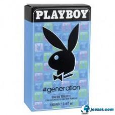 Playboy Generation férfi edt 100 ml
