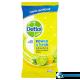 Dettol Power & Fresh antibakteriális törlőkendő 32 db citrom