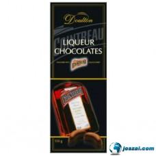 Doulton Cointreau likőrrel töltött csokoládé praliné 150 g