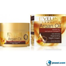 Eveline argán olaj ránctalanító éjszakai krém 50 ml
