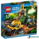 Lego City Dzsungel küldetés félhernyótalpas járművel 60159