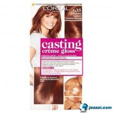 L'Oréal Casting Creme Gloss hajszínkrém csokoládé bonbon 635