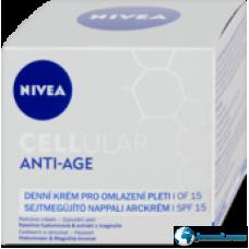 Nivea cellular anti-age bőrfiatalító nappali arckrém nőknek 50 ml