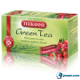 Teekanne Green Cranberry - Raspberry tea 35 g